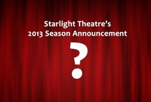 Guess Starlight Theatre's 2013 Season / Visit kcstarlight.com & guess Starlight's 2013 Broadway season. Each day we will remove a piece from the image and on Fri, October 19, we will announce all 6 Broadway shows. / by Starlight Theatre