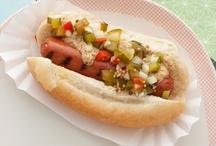 Hot Dogs...Luv'em! / by Laura Siegel