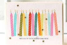Holidays - Birthday / holiday, art, watercolor, illustration, surface design, prints, patterns, art, artwork, giftwrap, textile design, textiles, home decor, print, pattern / by Sara Berrenson