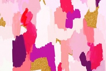 Prints & Patterns - Abstract / Abstract Prints and Patterns in Surface Design / by Sara Berrenson