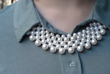 CollegeFashionista: Why You Should Wear Pearls / by Manuela Almeida