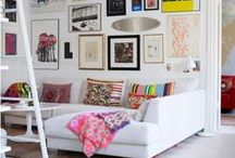 For The Love of Decor / Decornideas for the new home owner... / by Alexandra Turner