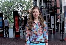 College Fashionista : Style Guru Bio / by Manuela Almeida