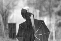Let it rain / by Mindy Porter