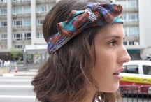 Collegefashionista: Wrap Your Head Around It  / by Manuela Almeida