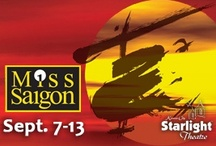 Miss Saigon (September 7 - 13, 2013) at Starlight Theatre / by Starlight Theatre