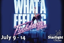 Flashdance (July 9 - 14, 2013) at Starlight Theatre / by Starlight Theatre