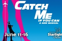 Catch Me If You Can (June 11-16, 2013) at Starlight Theatre / by Starlight Theatre
