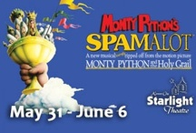 Monty Python's Spamalot (May 31 - June 6, 2013) at Starlight Theatre / by Starlight Theatre