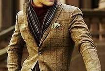 Clothing inspiration for my man... / by Samantha Gibson