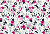 Fabric / fabric, surface design, textiles, fabric design, prints, patterns, novelty / by Sara Berrenson