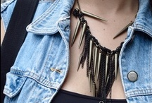 Collegefashionista: Get Spiked / by Manuela Almeida