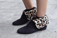 Collegefashionista: Revamped Leopard Print / by Manuela Almeida