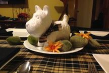 2014- A Tartan Thanksgiving / A wee bit non-traditional, unexpected, fresh, fun amd  unique, Thanksgiving with a Scottish flair. This was Thanksgiving, 2014. / by ::::::Beth Sumerlin O'Briant::::::