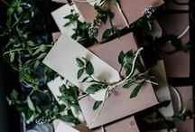 Modern Christmas / Out with the old traditional christmas decor & in with a fun new modern twist!