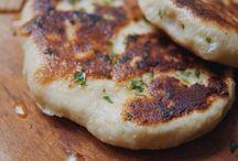 Breads....rolls, tortillas....mmmm / by Samantha Gibson