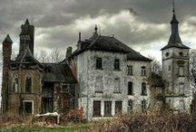 Abandonment / I find abandoned places to be mysterious, intriguing, and at times beautiful. / by Venus Jones