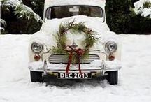 Feliz Navidad / Decoraciones navideñas y más