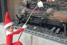 :: Elf on the Shelf Ideas :: / Can't get enough Elf on the Shelf? See what our little Elfred has been up to for some great ideas to use in your home this Christmas.