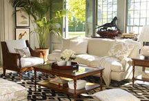 Inredning / Colonial, plantation style, dark wood, country, kolonial