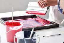 Zana Screen Printing Workshops /