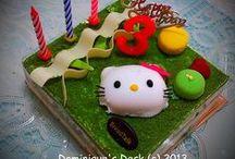 Cakes / by Rachel Dominique Goh