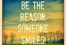 You Make Me SMILE :-) / by SBQ