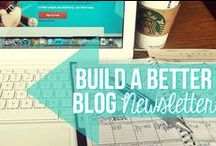 Blogging Tips & Tricks / favorite ideas & tips for blogging / by Musings from a Stay At Home Mom