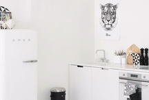 Kitchen + Dining Room Inspiration / by Kate Cho