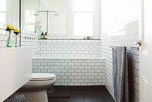 Bathroom Inspiration / by Kate Cho