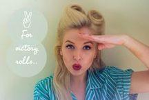 Hair Stuff  / by Amy Makila♥