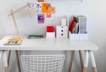 Workspace Inspiration / by Kate Cho