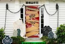 Halloween / Halloween costumes, decorations, food, crafts, DIY projects, activities for kids. Tips & Ideas for the spookiest funnest year yet! / by Musings from a Stay At Home Mom