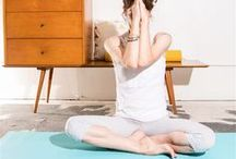 Mindful Living: Yoga / Yoga tips and yoga inspiration