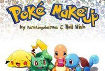 Poke Makeup Challenge