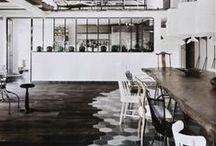 Spaces. / Spatial design & interior architecture.