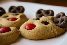 Christmas cookies & treats! / by Leeann Kardell