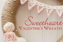 Valentine's Crafts, Decorations, Quotes, & More / Everything to Do with Valentine's Day, Valentine's Day Decor, Valentine's Day Ideas, Valentine's Day Gifts, Valentine's Day Quotes, Love Quotes, Love Crafts
