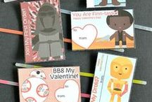 Valentine's Day for Kids / Valentine's Day Classroom Printables, Valentine's Day Ideas for Kids, Valentine's Day Kid Crafts, Homemade Valentine's Day Crafts