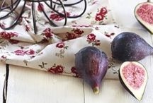 Figs For Tony / Tony love figs. Here, Tony, found a few fig recipes for you to try.  / by Nicole Birdeau-Rabalais