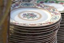 Dishes, Plates and Tableware