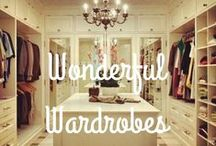 Wonderful Wardrobes / These over the top wardrobes are are so amazing, you might want to move into them!