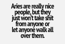 Aries Girl.. In Words