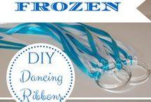 Frozen / Frozen birthday party inspiration