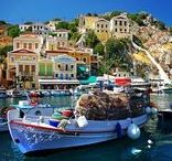 Greece | ACIS / Day-by-day itineraries in Greece to get you inspired!