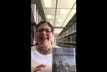 Staff Recommendations / This is part of a weekly series of video staff recommendations of new books and old favorites from the staff of the Putnam County (WV) Library