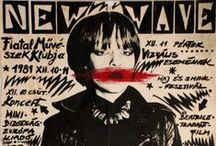 My music influences / Mostly post-punk and new wave