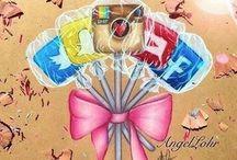 Social Media Art/ ART / My pictures!