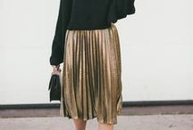 Personal Style: Skirts / Dresses / Style inspiration on skirts and dresses for women who want to live well and look awesome.
