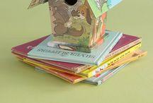 crafts -recycled / by Kim Ellis Melton